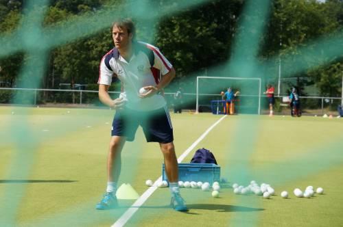 Nieuwe hoofdtrainer: Steven Hendrickx