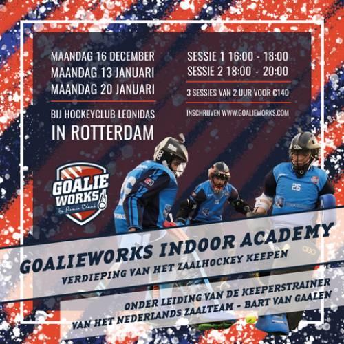 GoalieWorks Indoor Academy