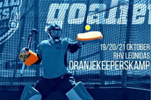 OranjeKeepersKamp 2020